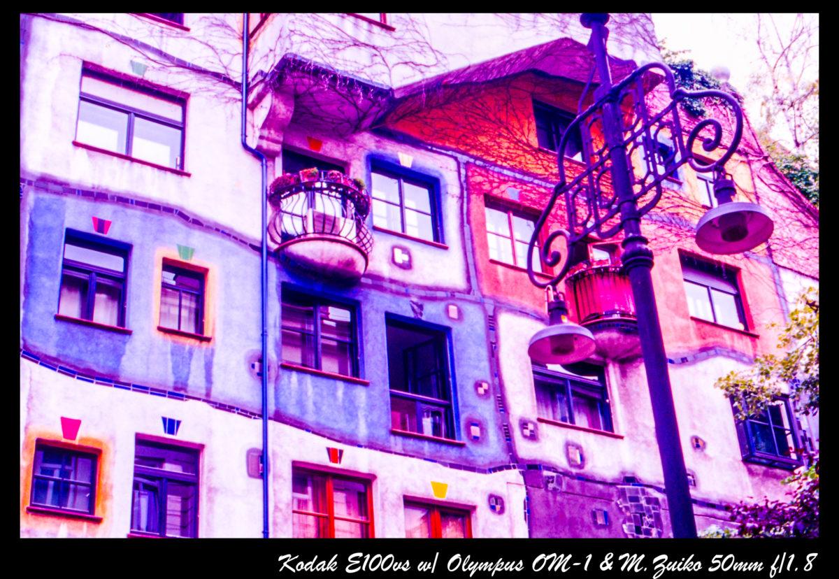 東歐四國 (十三) – 維也納名人及美景遊